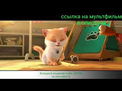 Большой кошачий побег (2018) смотреть онлайн бесплатно