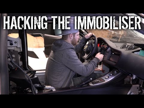Budget Lotus Evora Pt 6 - Hacking The Immobiliser