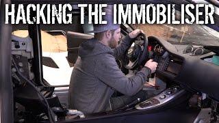 Budget Lotus Evora Pt 6 - Hacking The Immobiliser