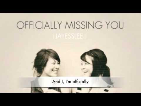 jayesslee---officially-missing-you-(studio-version)---lyrics-video