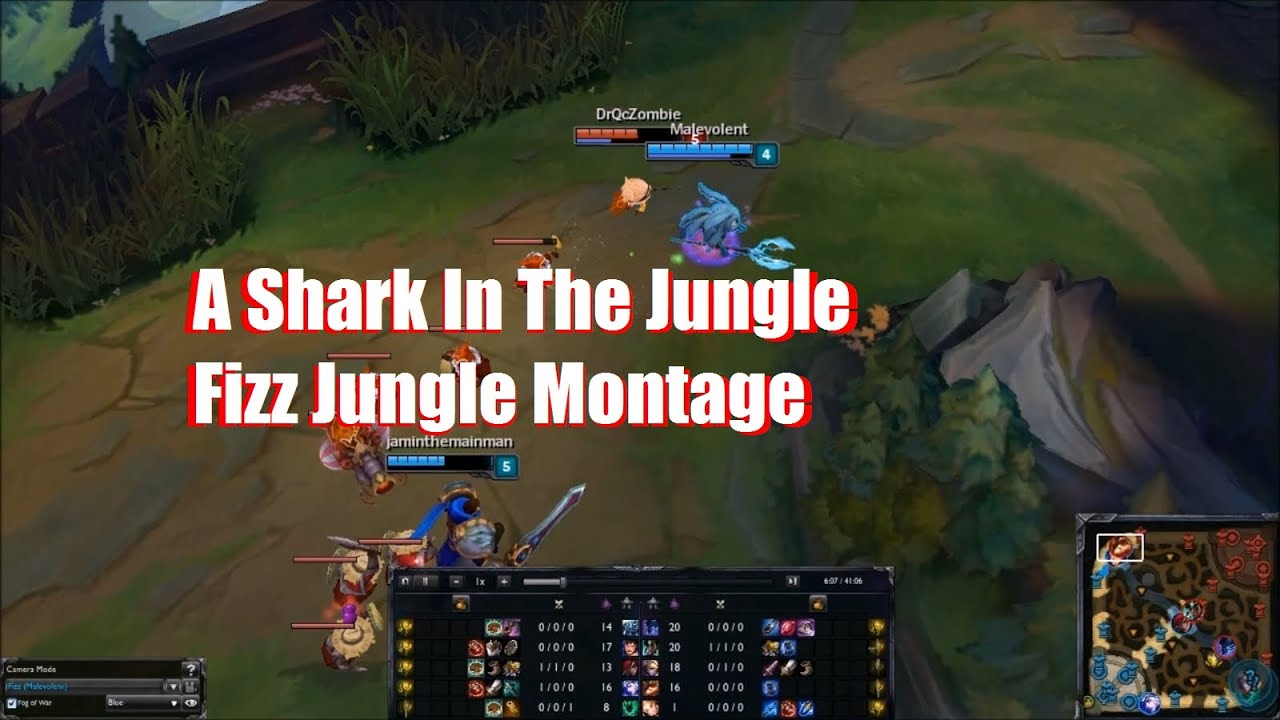 Fizz Jungle Season 5 Guide New Series This Fall 2012