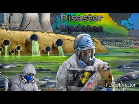 CONTAMINATED FUKUSHIMA WATER IS IN HURRICANE HARVEY WATER