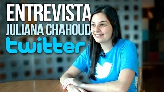 Entrevista: Programadora no Twitter - Juliana Chahoud - Video em Curso #10