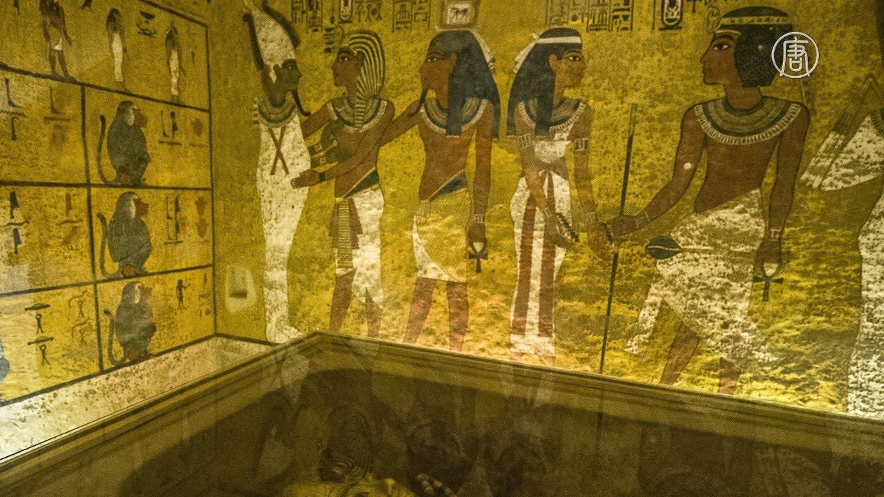 склеп фараона фото самые