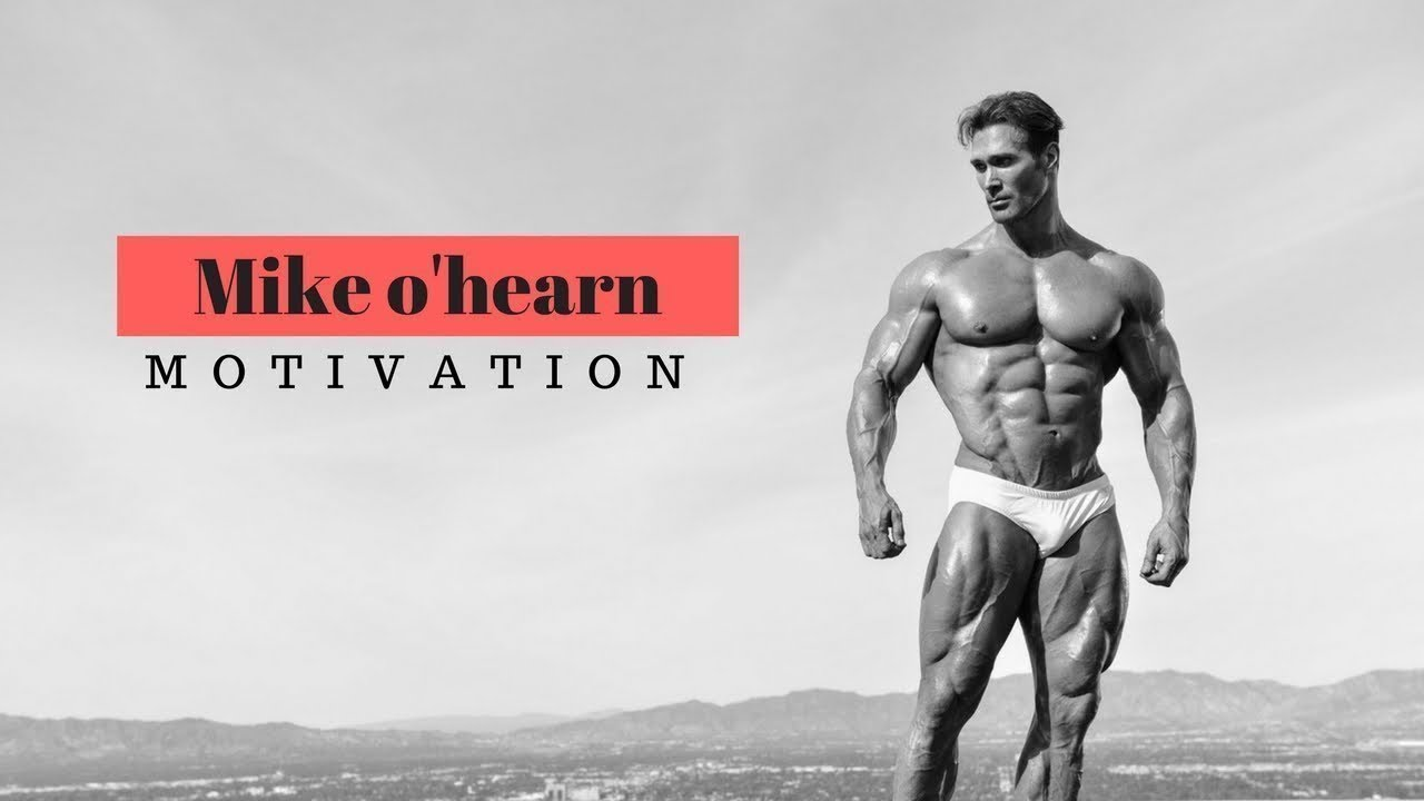 Mike O'Hearn -Did Not Miss Workout And Sleep | Motivation