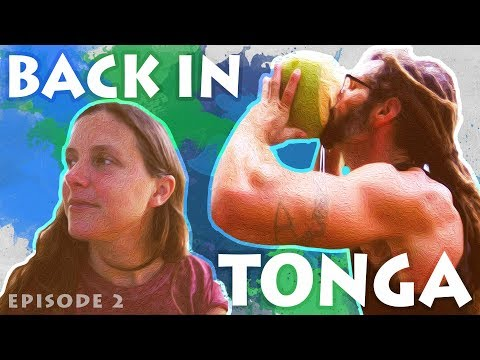 Back in Tonga - After Months Away We're Back in the Bush | Called To Tonga Episode 2