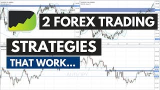 2 Forex Trading Strategies I've Used That Work [No Editing]