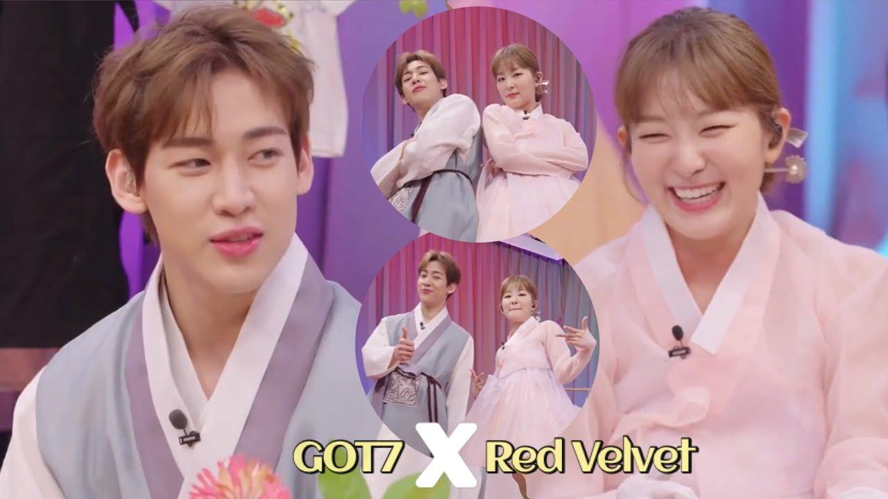[슬기.zip] SEULGI.ZIP WITH BAMBAM '뱀뱀' Red Velvet X GOT20