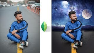 Snapseed Amazing Visual Photo Editing | Best Editing Android App | Snapseed Photo Editing 2019