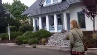 В каких домах живут немцы.