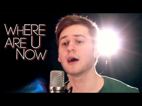 Skrillex and Diplo - Where Are Ü Now feat. Justin Bieber (Acoustic Cover) Jack U w Lyrics