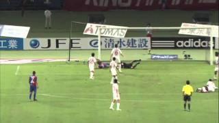 2010 J.League Division 1 MatchDay 17 FC Tokyo vs Nagoya Grampus.