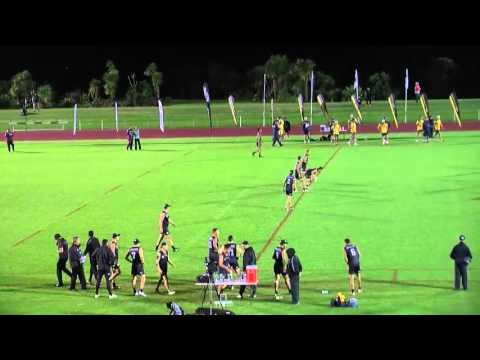 2016 Trans Tasman - Men's Game One (Full Game)