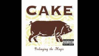 Cake - Sheep Go To Heaven
