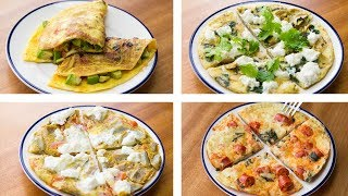4 Egg Recipes For Breakfast To Lose Weight | Healthy Breakfast Recipes