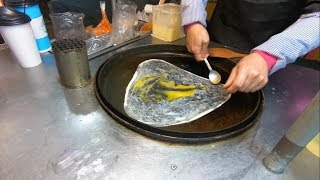 [South Korea:Busan] Street Food Bulgogi Roti
