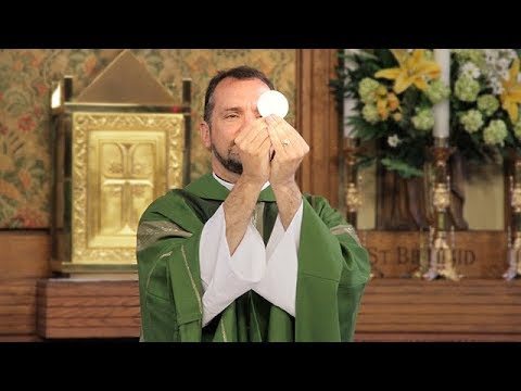 Signed CatholicTV Mass: 8/9/17 | 18th Wednesday in Ordinary Time