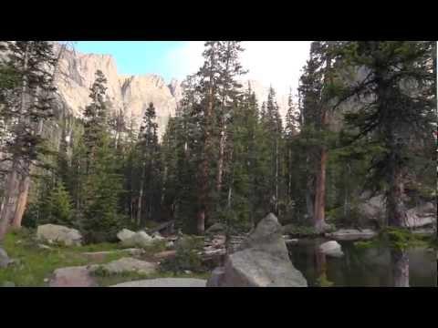 Crater Lake/Mirror Lake Backpacking Trip.