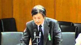 児玉龍彦氏、福島原発事故よる政府の対応に渾身の訴え。放射線の影響 石井慶 検索動画 30