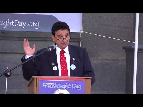California Freethought Day 2017 - David Tamayo