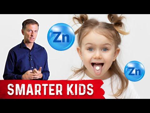 Make Sure Your Kids Get Enough Zinc