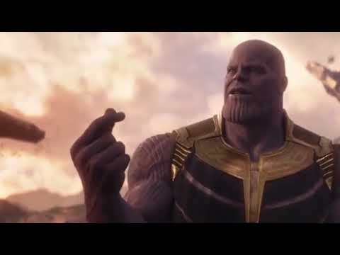 Old Thanos Road (Old Town Road Avengers: Endgame Parody)