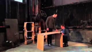 Modos: Modular Reconfigurable Furniture System