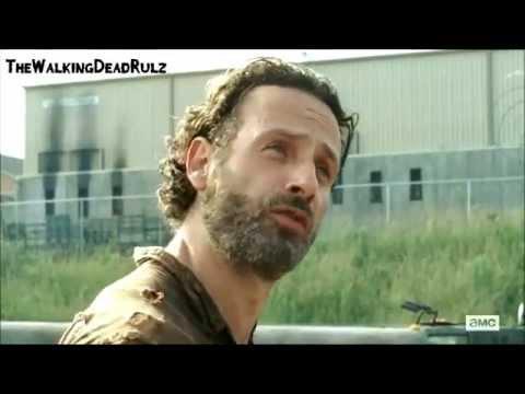 The Walking Dead 4x08 - Rick's Speech