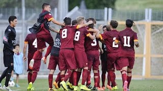 Download Video Youth League - AS Roma v PFC CSKA Moscow: video highlights MP3 3GP MP4