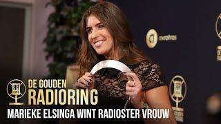 Marieke Elsinga Wint De Zilveren Radioster Vrouw!