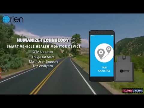 myOrien : Humanize Technology | Car GPS | Car Health Device | Tracking Device
