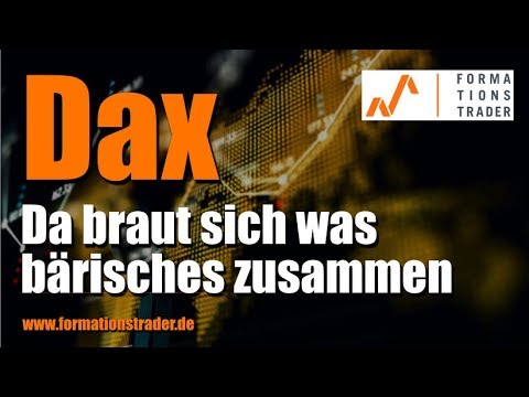 Dax-Analyse: Da braut sich was bärisches zusammen