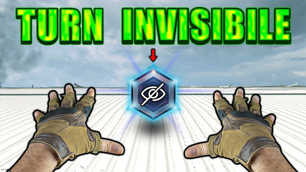 *NEW* INVISIBLE MODE 🤣 (Warzone Highlights and Funny Moments #249)
