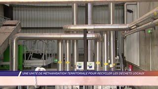 Yvelines | Une unité de méthanisation territoriale pour recycler les déchets locaux