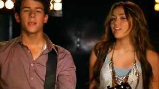 Send It On (Official Music Video) Disney Channel Stars (Miley, Demi, Jonas Brothers, Selena)