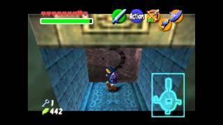 Zelda Ocarina of Time - Le temple de l'eau - épisode 15 partie 1