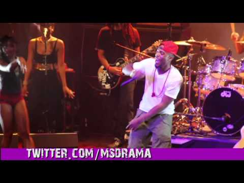 B.O.B. Performs Nothing On You & Airplanes At Myspace Secret Show [HD]