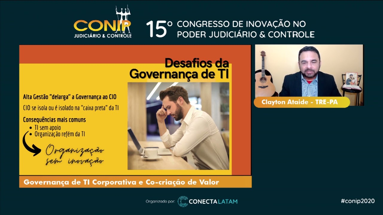 Governança de TI Corporativa e Co criação de Valor