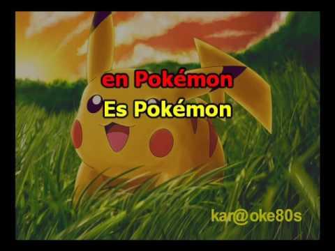 karaoke Pokémon *Hazte con Todos! (HD)
