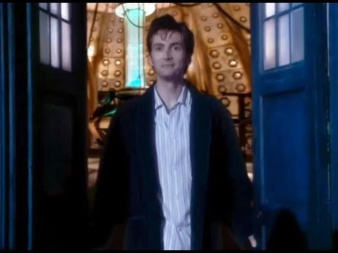 Did you miss me? | Doctor Who | The Christmas Invasion | BBC