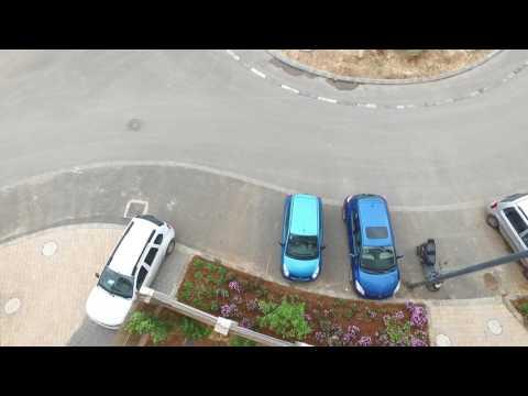 Drone Movie - First Flight in Rosh Haayin