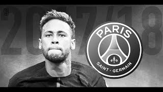 Neymar Jr 2017 - Welcome To PSG   Skills & Goals ᴴᴰ