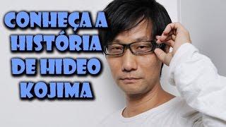 Conheça a História de Hideo Kojima