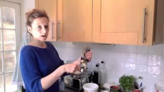 Raw Granola Bars- Gluten Free