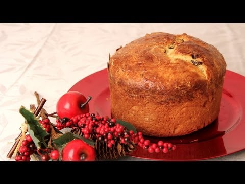 Homemade Panettone Recipe - Laura Vitale - Laura In The Kitchen Episode 265