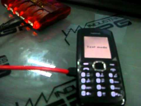 GPG Nokia Xpert NOKIA 110 USB cable featuring Cyclone Reloaded and ATF