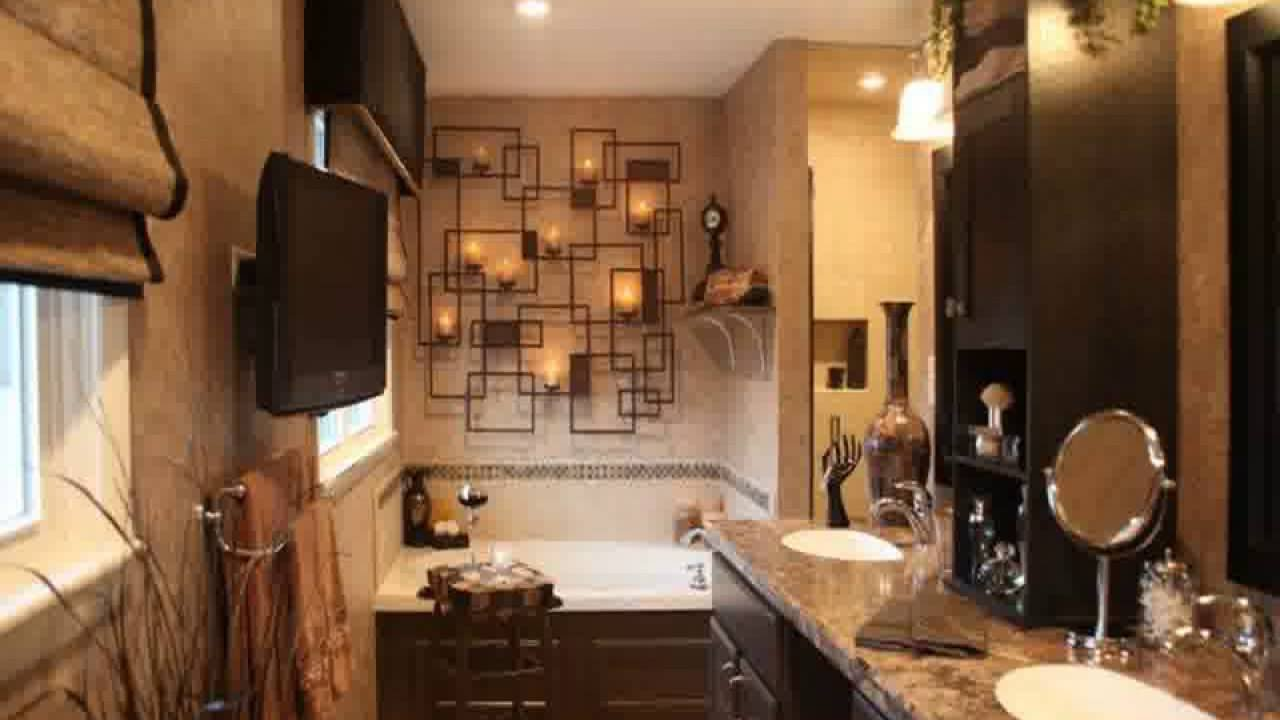Home Decor Ideas Bathroom YouTube