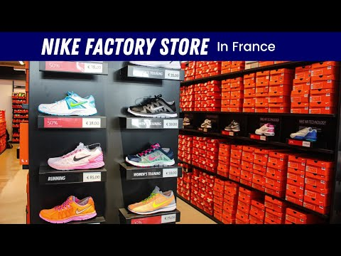 EP #54 | Nike Factory Store, Creil | Oise, France