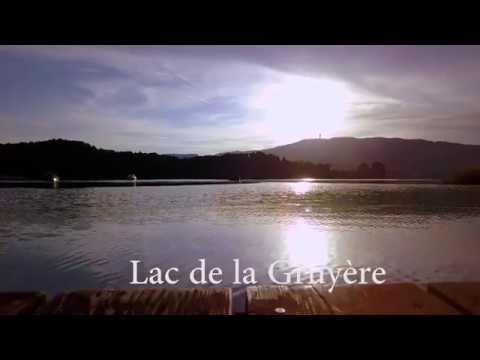 Lac de la Gruyère, Mavic Pro 4K