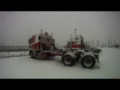 Sherman brothers heavy trucking O/O sleeping on the job
